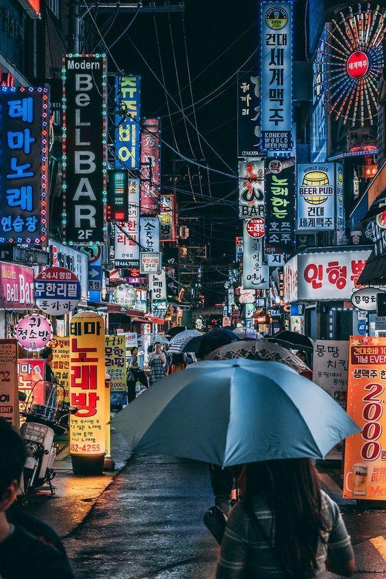 ویزای توریستی و نمایشگاهی و بورسیه تحصیلی در کشور کره جنوبی